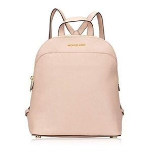 Michael Kors Emmy Backpack Bag ~ Blossom Pink NWT